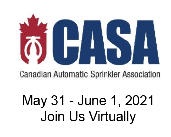 2021 CASA Annual Conference May 31 to June 1, join us virtually
