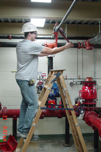 Careers | CASA - the Canadian Automatic Sprinkler Association